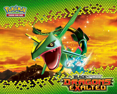Pokemon cards Dragons Exalted /124 Single cards up to 50% Multibuy Discount