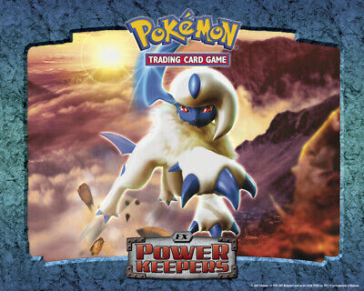 Pokemon cards EX Power Keepers /108 Single cards up to 50% Discount