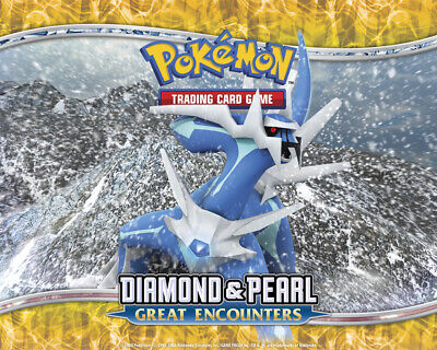 Pokemon cards Great Encounters /106 Single cards up to 50% Discount