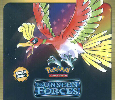 Pokemon cards EX Unseen Forces /115 Singles cards / FREE POST