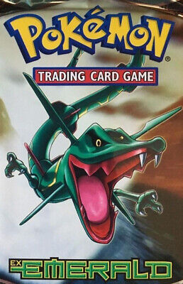 Pokemon cards EX Emerald /106 Single cards up to 50% Discount
