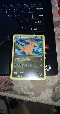Pokemon Card Dragonite Dragon Vault 5/20 Holo