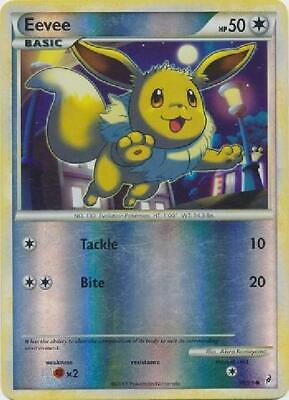 Eevee - 56/95 - Common Reverse Foil new Call of Legends Pokemon 2B3