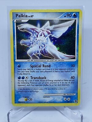 Palkia 26/106 Great Encounters Pokemon Card Rare Holo Foil, LP!! LOW PSA!!