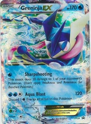 Greninja-EX - XY20 - Ultra Rare NM Promo Pokemon