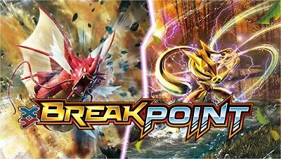 Pokemon cards XY Breakpoint  /122 HOLO/ REVERSE HOLO Choose Your Card