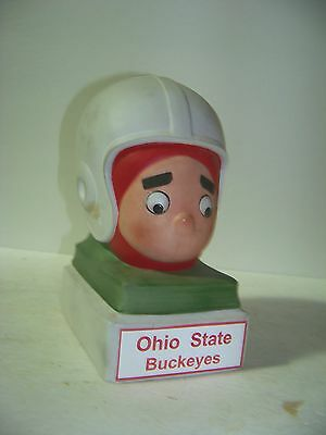 Rare 1982 Sample Decanter Ohio State Buckeyes Brutus Buckeye Maybe Only 1 Made
