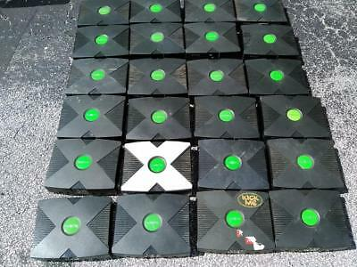 Lot Of 24 Original Xbox Systems *for Parts Or Repair*