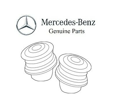 For Mercedes W212 W218 E63 Amg Set Of Left & Right Engine Motor Mounts Genuine