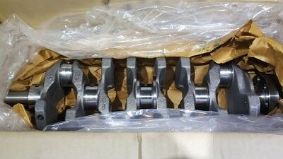 Genuine Crankshaft Assy 231114a010 23111 4a010 For Hyundai H1 Grand Starex 07-14