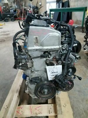 Accord    2012 Engine Assembly 1291240