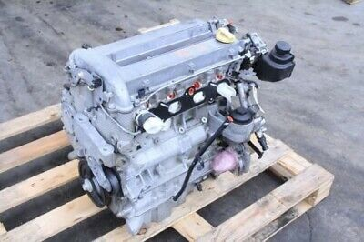Saab 9-3 2008 Engine Motor Long Block Assembly 2.0t, 140k Mi
