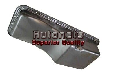 Ford 55-77 Raw Oil Pan V8 352-390-406-427-428 Front Sump Unplate Bb Big Block