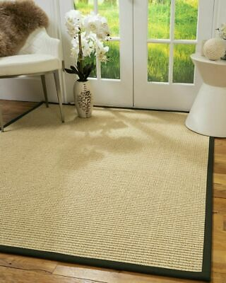 Aristocrat Hand Woven Non-slip Skid Resistant Area Throw Rug Carpet