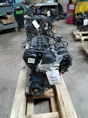 Fiesta    2018 Engine Assembly 1354371