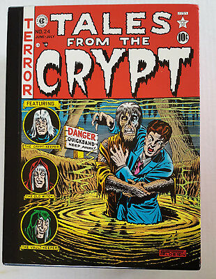Tales From The Crypt Complete  Gemstone H/c 5 Volume Set W/ Case Ec Comics