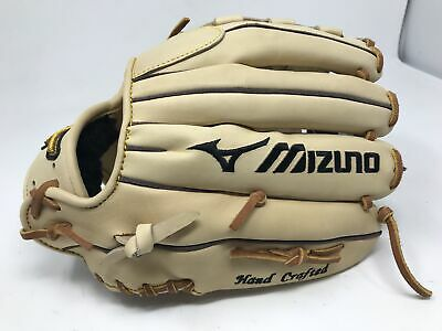 New Mizuno Pro Baseball Glove Series Lht Gmp2-100dt Tan Left Hand Throw Lefty
