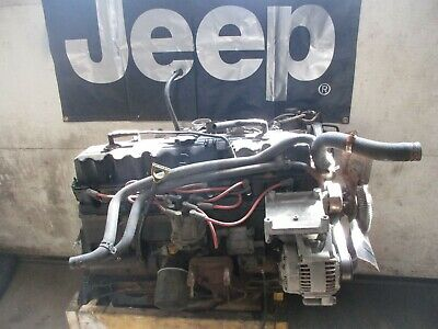 Jeep Wrangler Tj 4.0l 6 Cylinder Engine 97-99 135k Mile Motor Complete Engine