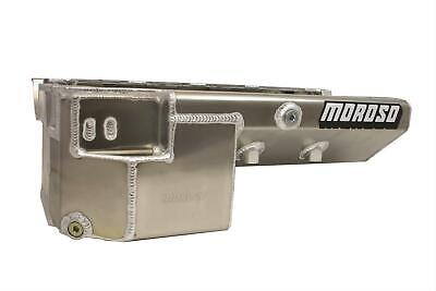 Moroso 20486 7qt Oil Pan - Bbc Gen4 Drag Race