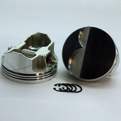 """Dss Racing Piston Kit K3-2940-4165; 4.165"""" Bore -5.0cc Flat Top For Chevy Ls7"""