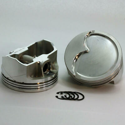 """Dss Racing Piston Kit K3-2813-3780; 3.780"""" Bore Dish For Chevy 5.3l Ls-series"""