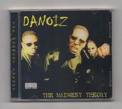 Danoiz - The Madwest Theory Cd Sealed Rare Rap 2000
