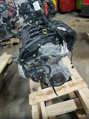 Mazda 3   2015 Engine Assembly 1435911
