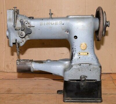 Rare Singer Sewing Machine Walking Foot 153w104 Leather Working Industrial High