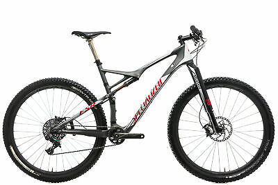 2016 Specialized Epic Fsr Pro World Cup 29 Mountain Bike X-large Carbon Sram