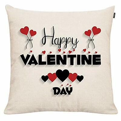 Gtext Happy Valentines Day Pillow Cover Valentines Day Decor Throw Pillow