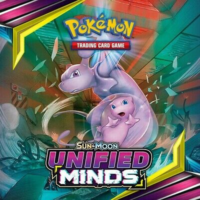 Pokemon 💥Unified Minds 💥Common & Uncommon Cards 💥PACK FRESH 💥
