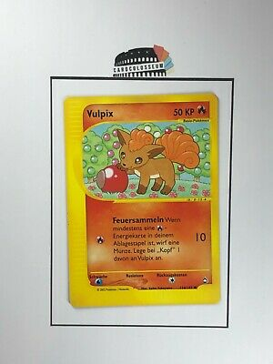 Vulpix 116/147 - Aquapolis - Excellent- Pokemon - Deutsch