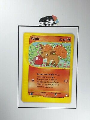 Vulpix 116/147 - Aquapolis - Excellent - Pokemon - Deutsch
