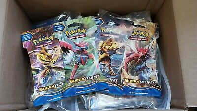 Pokemon TCG: XY Breakpoint Blisters x36 (Booster Box) | Sealed Greninja Gyrados