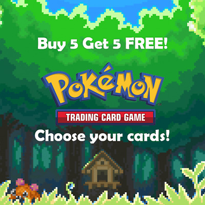 Pokemon Mixed Cards Choose Your Cards! * GIVEAWAY *
