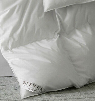 Sferra Cardigan European Down Comforter / Duvet With 800+ High Fill Power