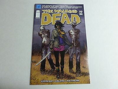 Walking Dead  # 19   Nm/m   9.4  Grade Or Better See Scans