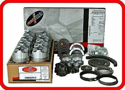 1992 Ford Truck 429 7.0l Ohv V8  Engine Rebuild Kit