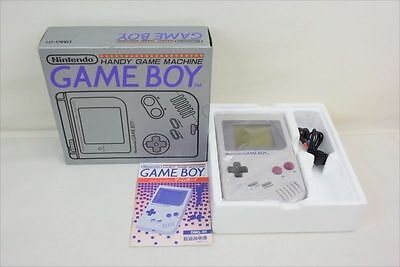 Game Boy Original Console Mint Boxed Dmg-01 Gameboy Tested Classic Japan 1313 Gb