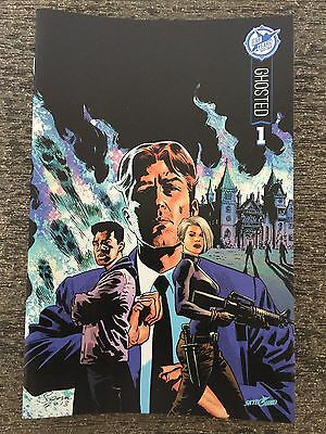 Ghosted 1 Skybound 5th Anniversary Sdcc Box Set Exclusive