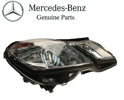 For Mercedes W212 E350 Genuine Passenger Right Headlight Assembly Hid 2128204361