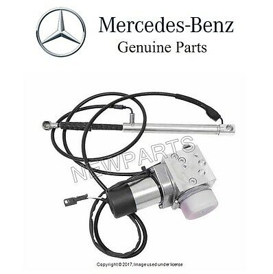For Mercedes C215 Cl500 Cl600 Cl65 Amg Vacuum Supply Pump Remote Trunk Locking