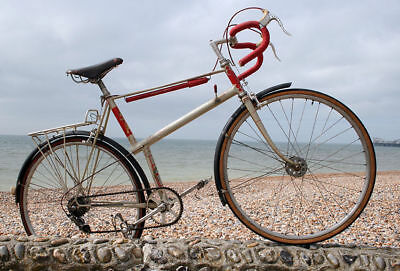 1956 Paris Galibier Vintage Antique Bicycle. ** Price Drop! ** Free Uk Delivery