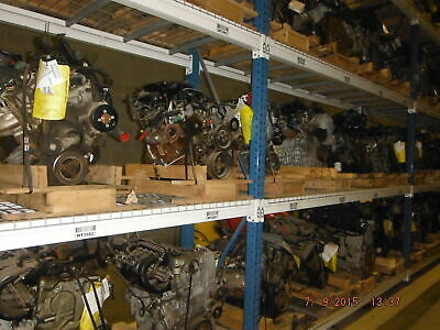 2016 2017 2018 Ford Explorer 3.7l Engine Motor Assembly 49k Oem Lkq