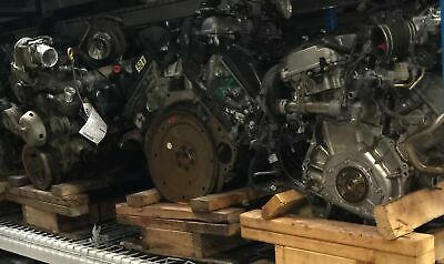 2000 Chevrolet S10 4.3l Motor Engine Assembly 117k Oem