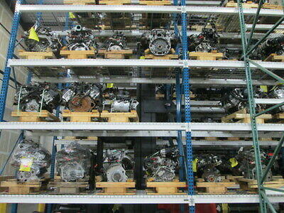 2012 Chrysler Town And Country 3.6l Engine Motor Oem 138k Miles (lkq~199694045)