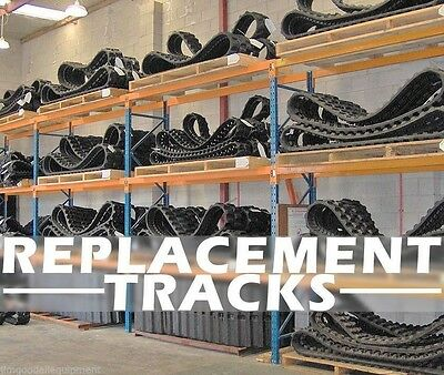 """Case Tr310-tr340 18"""" Replacement Track B450x86x55,1 Track, Multiple Locations Us"""