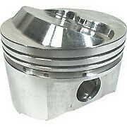 Sportsman Racing Products 139834 +43cc Domed Piston Set For Big Block Chevy