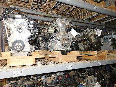 2007-2009 Ford Fusion 2.3l Engine Assembly 84k Oem Lkq