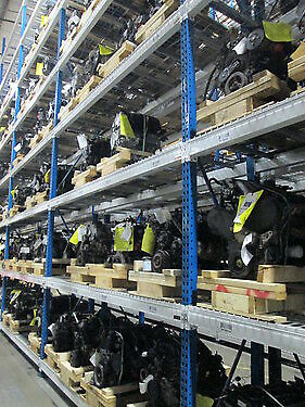 2009 Chrysler Town And Country 3.8l Engine 6cyl Oem 172k Miles (lkq~193317459)